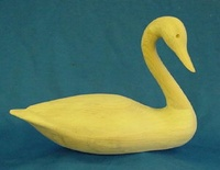 1/2 Size Swan