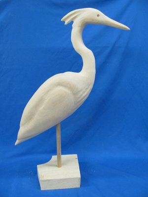 Heron-Egret Upright 36In